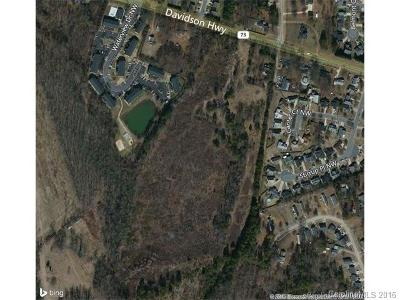 Concord Residential Lots & Land For Sale: Davidson Highway