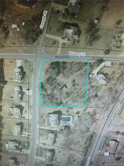 Troutman Residential Lots & Land For Sale: 001 Massey Street