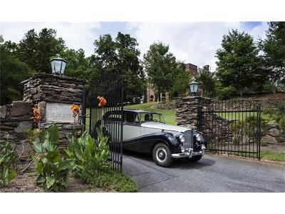 Asheville Single Family Home For Sale: 193 Stratford Road