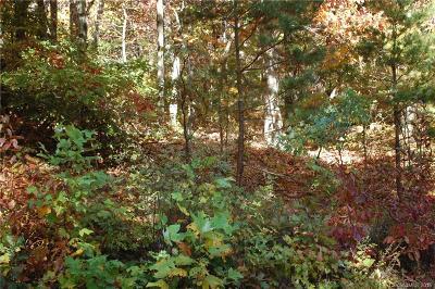 Bat Cave, Black Mountain, Chimney Rock, Columbus, Gerton, Lake Lure, Mill Spring, Rutherfordton, Saluda, Tryon, Union Mills Residential Lots & Land For Sale: 999 White Oak Mountain Road #36