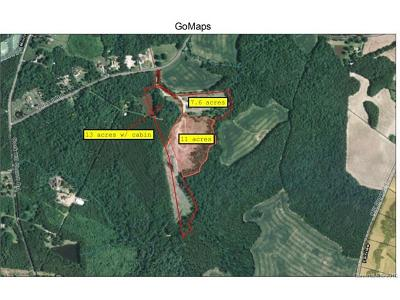 Residential Lots & Land For Sale: 11 acres Russell Road