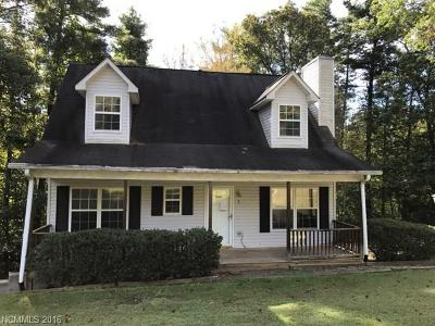 Buncombe County Single Family Home Under Contract-Show: 2 Squirrel Hill Drive
