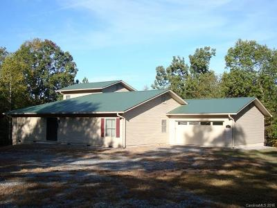 Polk County, Rutherford County Single Family Home For Sale: 251 Holbert Cabin Lane