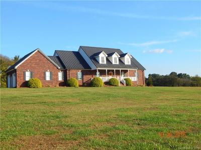 Anson County Single Family Home Under Contract-Show: 2984 George Wright Road