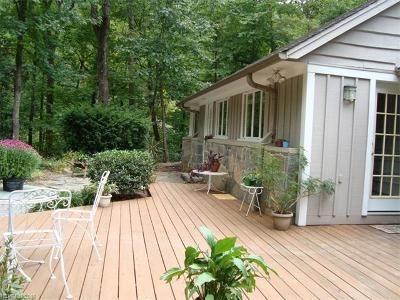 Tryon Single Family Home For Sale: 3095 Lynn Road