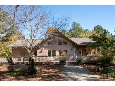 Lake Lure Single Family Home For Sale: 347 Olde Post Road
