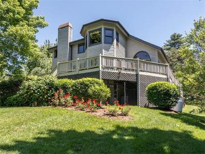 Asheville Single Family Home For Sale: 75 Crabapple Lane