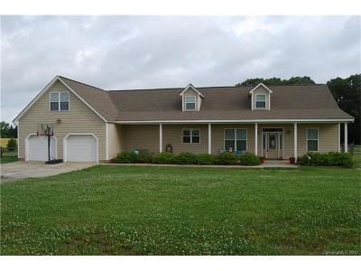 Wingate Single Family Home For Sale: 4415 Old Monroe Marshville Road