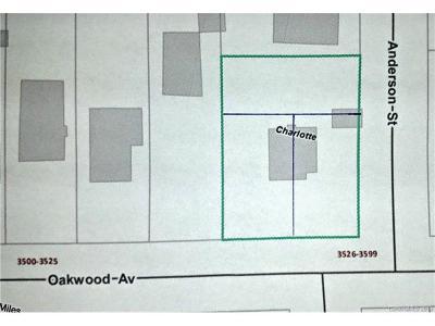 Residential Lots & Land For Sale: 3529 Oakwood Avenue