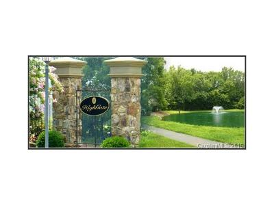 Weddington Residential Lots & Land For Sale: 9033 Pine Laurel Drive #139