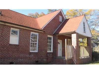 Chester Single Family Home For Sale: 121 Hemphill Avenue