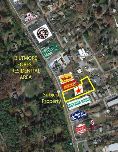 Asheville Residential Lots & Land For Sale: 660 Hendersonville Road