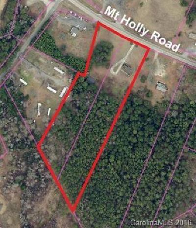 Residential Lots & Land For Sale: 2538 Mount Holly Road