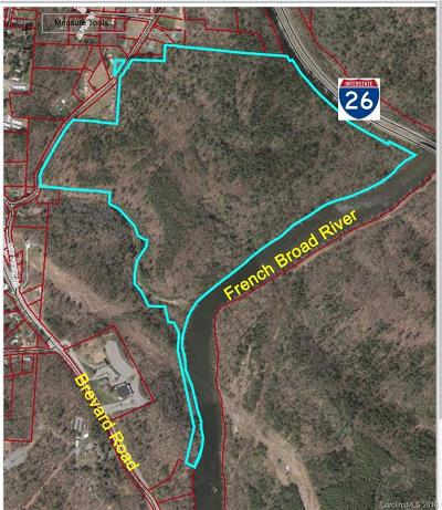 Asheville NC Residential Lots & Land Under Contract-Show: $6,800,000
