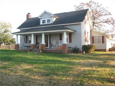 Anson County Single Family Home Under Contract-Show: 387 Bennett Martin Road