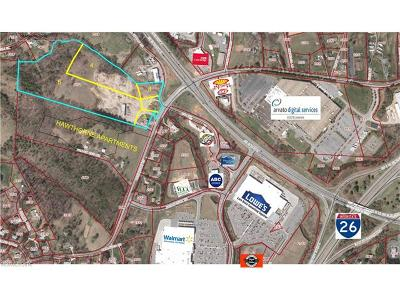 Weaverville Residential Lots & Land For Sale: 135 Monticello Road #Lot 1