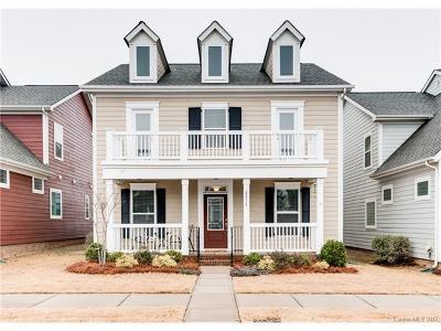 Cornelius Single Family Home For Sale: 22214 Market Street