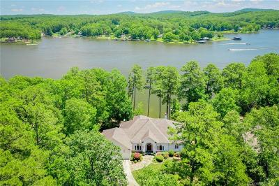 Badin Lake, New London Single Family Home For Sale: 506 Pennington Ferry Drive