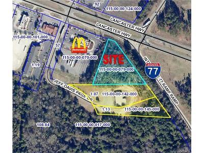 Residential Lots & Land For Sale: 3090 Lancaster Highway