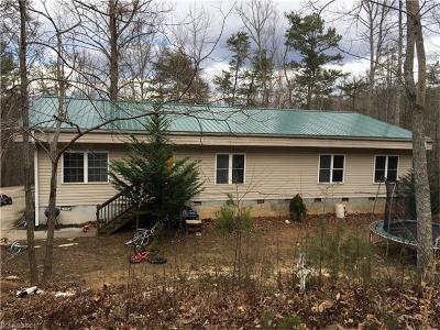 Candler Multi Family Home For Sale: 56 Donovan Drive