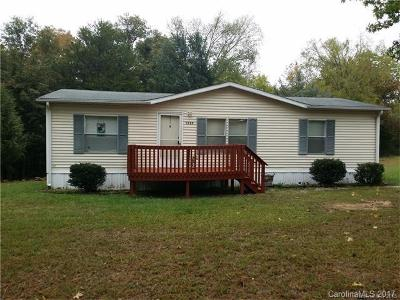 Heath Springs Single Family Home For Sale: 3560 Stoneboro Road