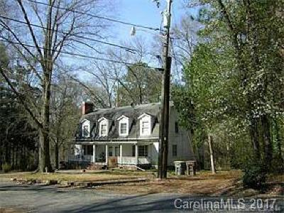 Kannapolis Multi Family Home For Sale: 201 Idlewood Drive