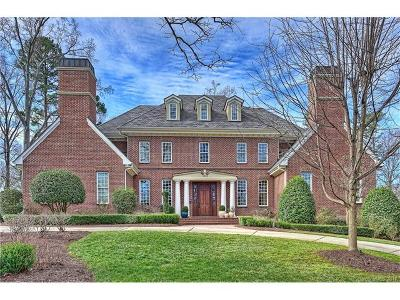 Foxcroft Single Family Home For Sale: 3822 Abingdon Road