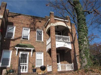 Charlotte Condo/Townhouse For Sale: 2145 Kirkwood Avenue #12
