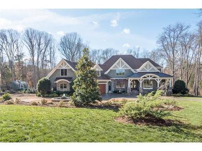 Mecklenburg County Single Family Home For Sale: 12611 Ninebark Trail