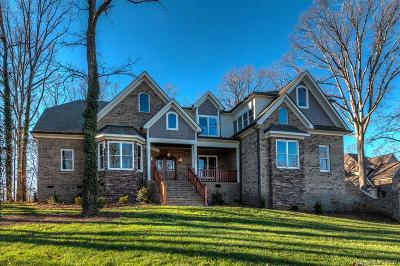 Charlotte Single Family Home For Sale: 3830 Stoney Ridge Trail