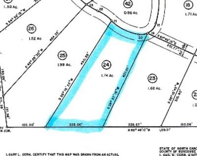 Henderson County Residential Lots & Land For Sale: 24 Burnside Trail #24