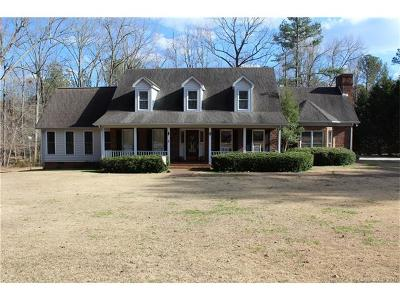 Wadesboro Single Family Home For Sale: 102 N Den Road
