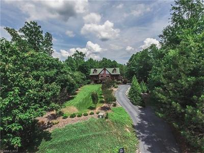 Bat Cave, Black Mountain, Chimney Rock, Lake Lure, Union Mills, Rutherfordton, Columbus, Bostic, Tryon, Saluda Single Family Home Under Contract-Show: 1132 Cross Ridge Drive