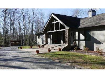 Cedar Mountain, Dunns Rock Single Family Home For Sale: 900 Spanish Oak Drive