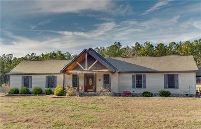 Rutherfordton Single Family Home Under Contract-Show: 339 Lyles Pond Road
