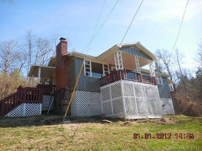 Hayesville Single Family Home For Sale: 793 Mission Dam Road