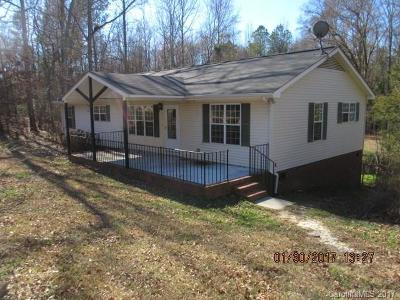 Fort Mill Single Family Home For Sale: 1142 Williams Road
