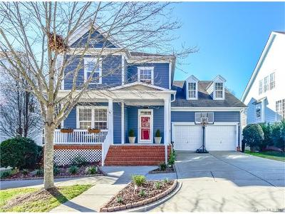 Davidson Single Family Home For Sale: 327 O Henry Avenue