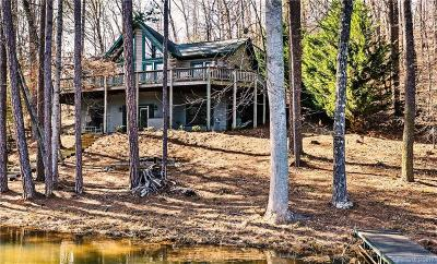 Mill Spring Single Family Home For Sale: 1800 Lake Adger Parkway