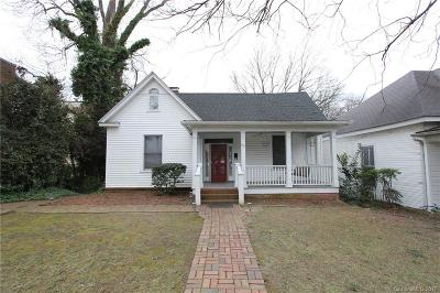 Wadesboro NC Single Family Home For Sale: $158,500