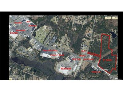 Rockingham NC Commercial For Sale: $600,000