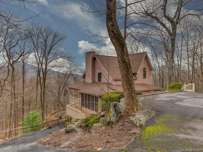 Lake Lure Single Family Home For Sale: 175 Bald Mountain Crescent Drive #329