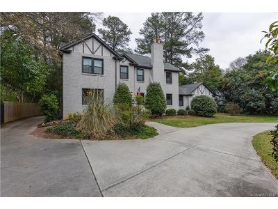 Charlotte Single Family Home Under Contract-Show: 2211 Providence Road
