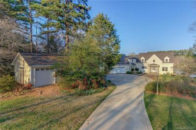 Lake Wylie Single Family Home Under Contract-Show: 4547 Water Oak Drive
