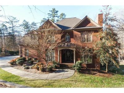 Lake Wylie Single Family Home For Sale: 7084 Montgomery Road