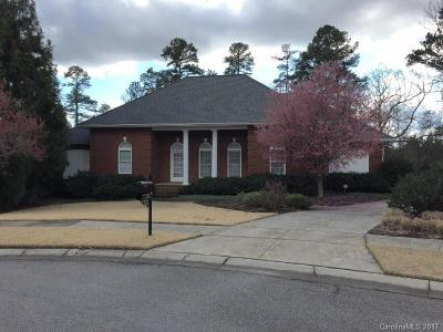Wadesboro Single Family Home For Sale: 123 Wadesborough Place