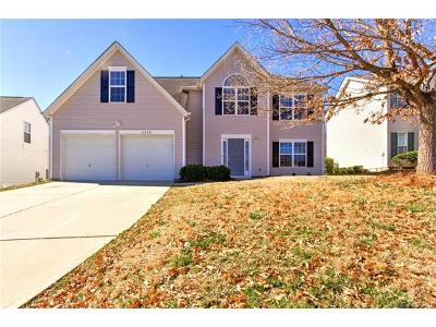 Charlotte NC Single Family Home For Sale: $249,832
