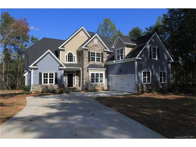 Mooresville Single Family Home For Sale: 931 Linwood Road #Lot 2