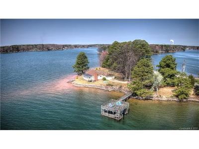Terrell Single Family Home For Sale: 4835 Kiser Island Road