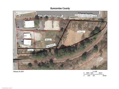 Arden Residential Lots & Land For Sale: 999 Hendersonville Road #1.37 acr